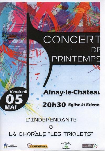 170505 concert ainay le chateau