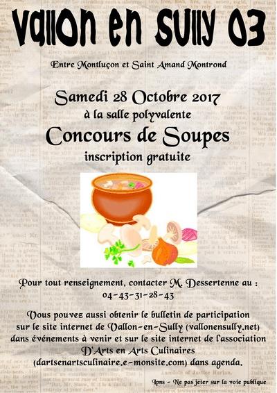 171028 affiche concours de soupes