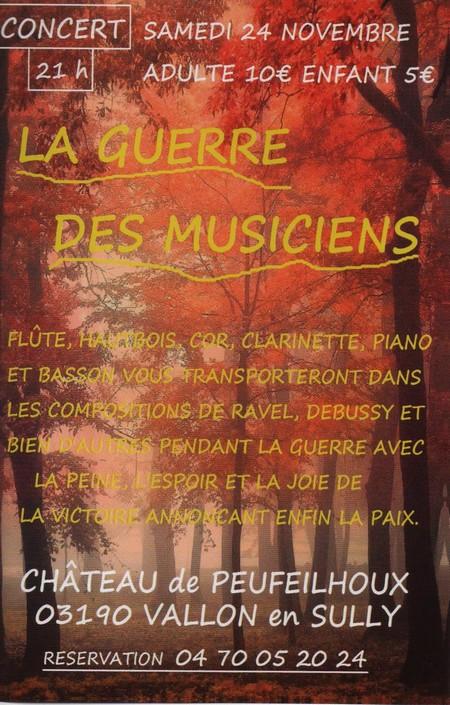 171124 concert peufeilhoux