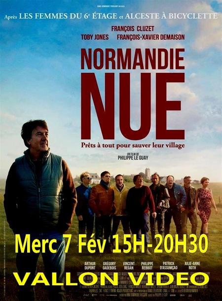 180207 normandie nue