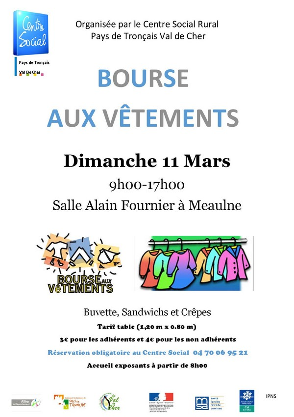 180311 affiche bourse vetements centre social