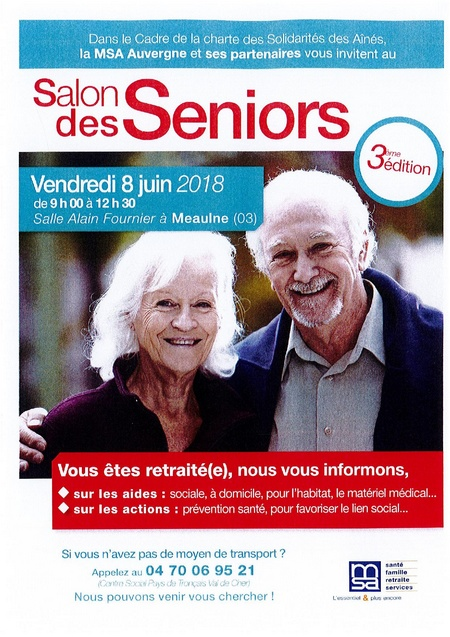 180608 salon senior meaulne 8 juin 2018