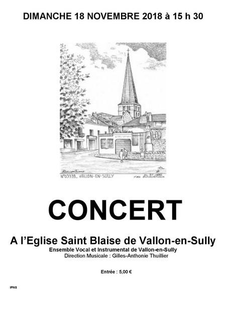 181118 affiche concert