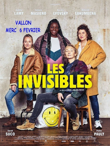 190206 cinema les invisibles