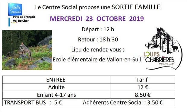 191023 sortie parc loup chabrieres