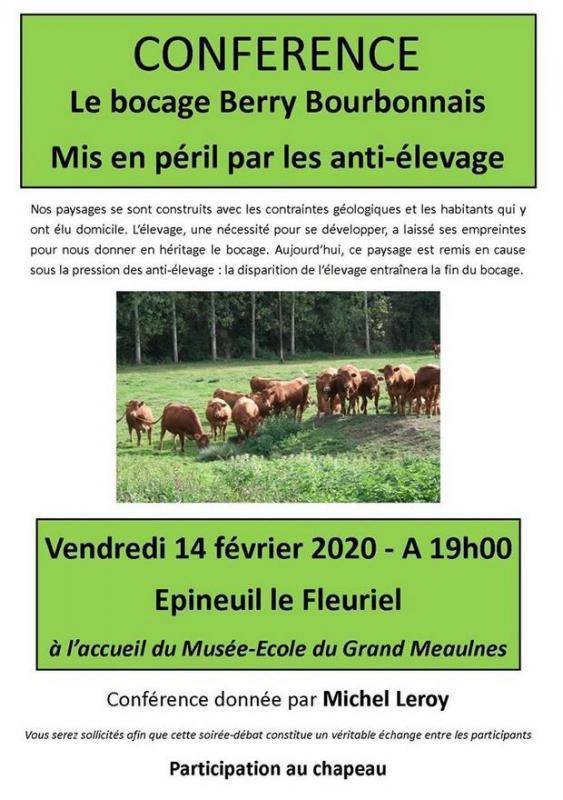 200214 conference bocage berry bourbonnais