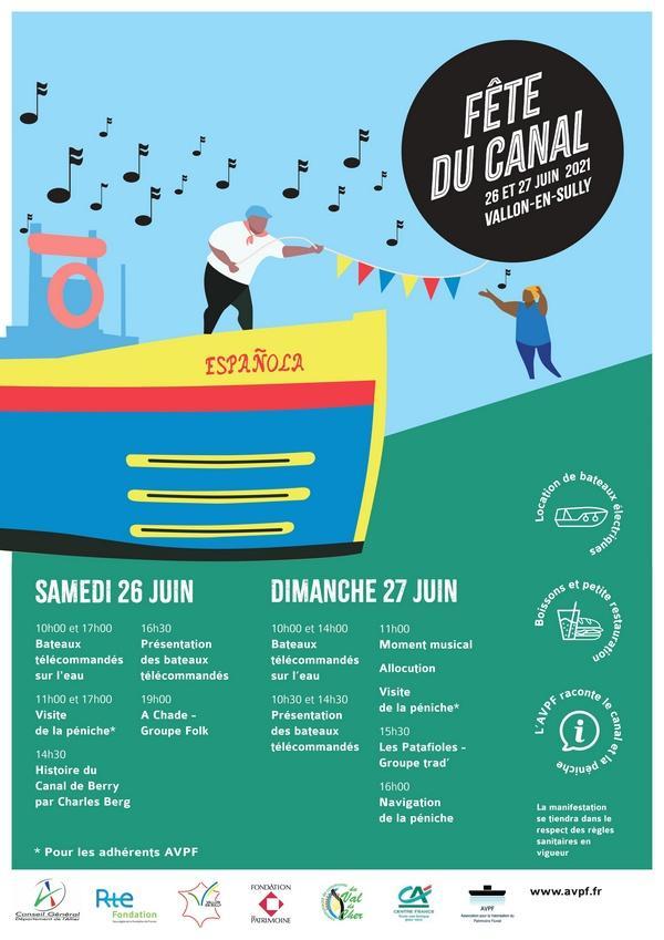 210626 affichette fete du canal2021 vf vect
