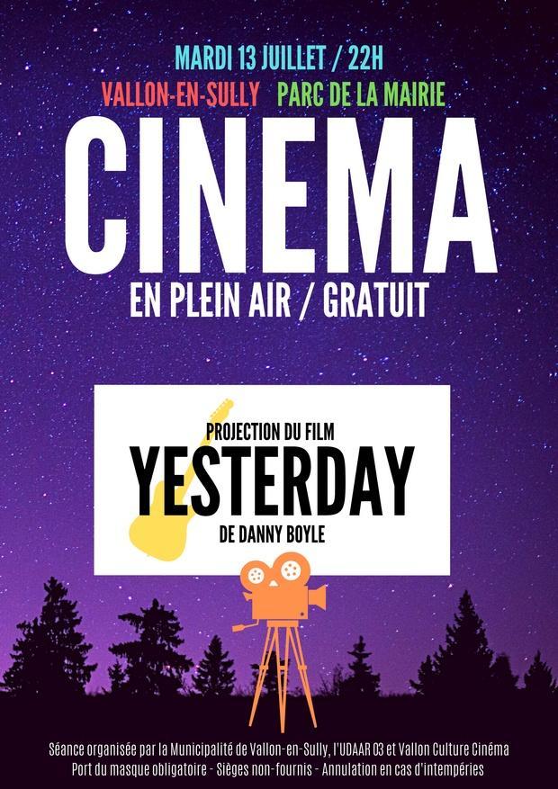 210713 cinema plein air yesterday v2
