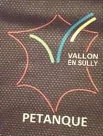 Logo usv petanque